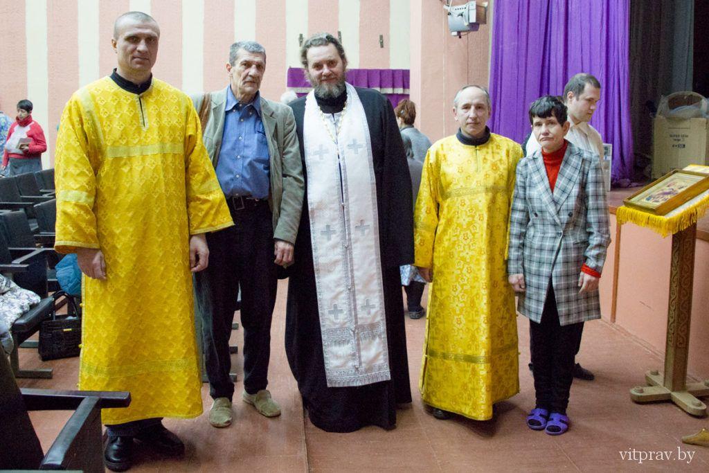 В Максимовском психоневрологическом доме-интернате прошел благотворительный концерт