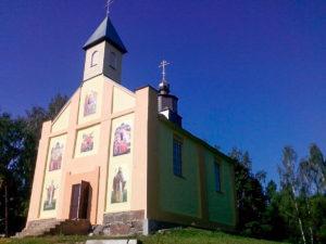 Храм Святого Архангела Михаила д. Черея