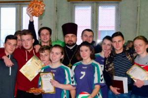 В Лепеле прошел турнир на призы храма Преображения Господня
