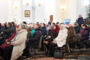 Концерт духовной музыки в Свято-Успенском кафедральном соборе. Фоторепортаж