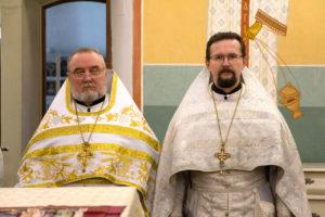 65-летие архиепископа Димитрия
