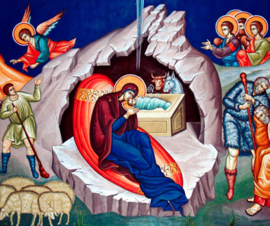 Приветствие архиепископа Витебского и Оршанского Димитрия к Рождеству Христову