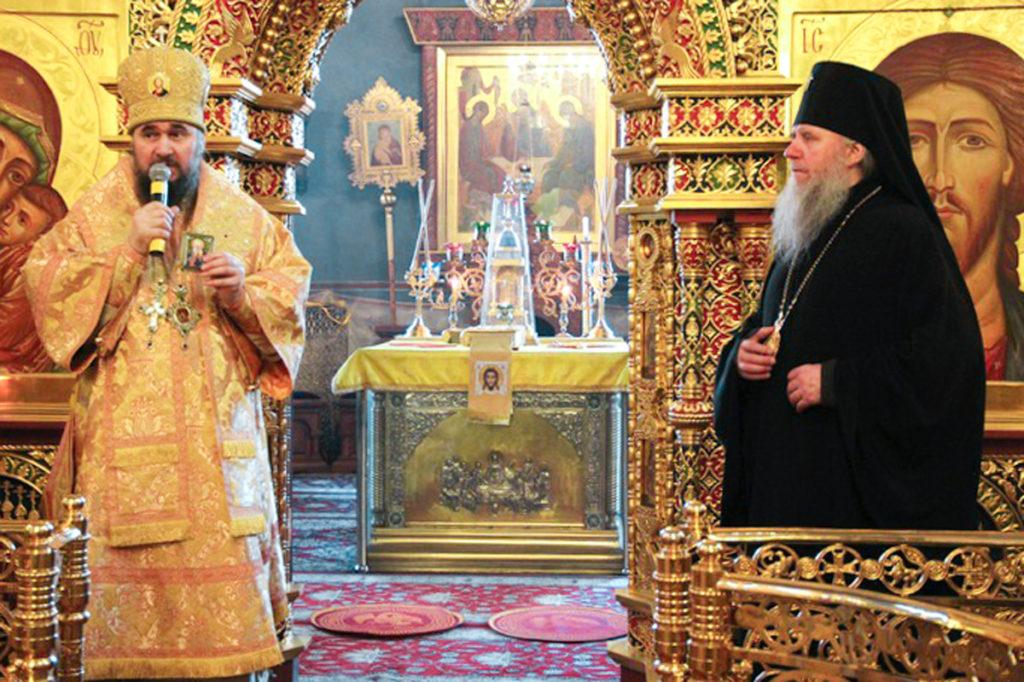 Архиепископ Димитрий посетил Югорскую епархию
