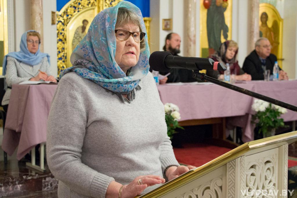 В Витебске прошло пленарное заседание XVI Сретенских образовательных чтений «Нравственные ценности и будущее человечества»