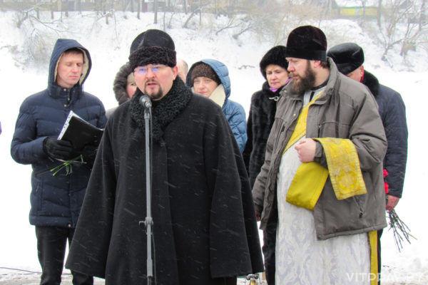 В Орше почтили память воинов-интернационалистов