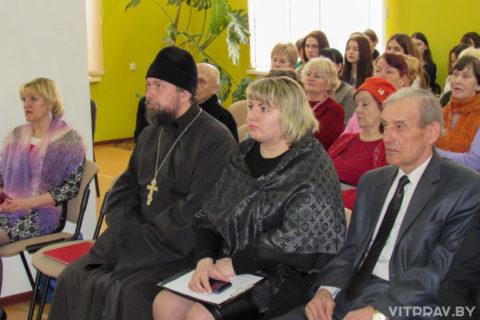В Орше прошел фестиваль православной книги «Дорогами православия»