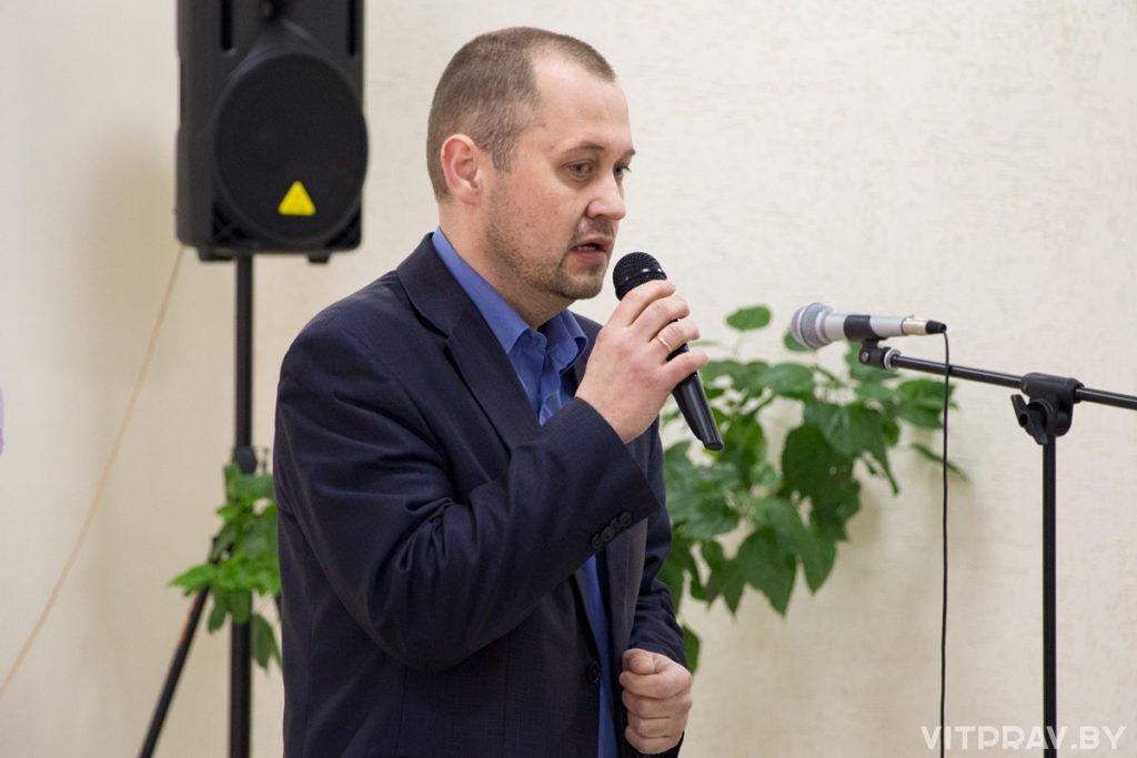 прошла презентация книги «Новы Запавет Госпада Нашага Ісуса Хрыста» в переводе на современный белорусский язык