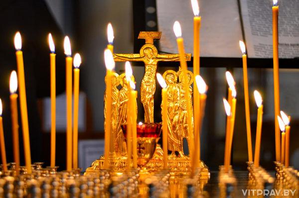 27 марта храмах Витебской епархии будет совершена панихида по жертвам трагедии в Кемерово