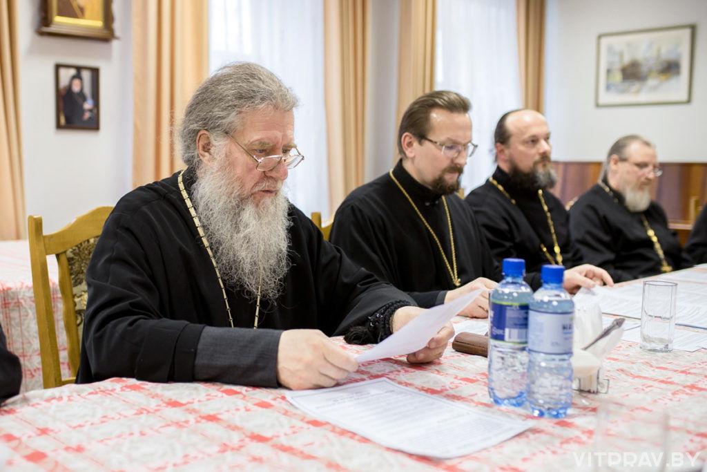 В резиденции архиепископа Димитрия прошла пресс-конференция, посвященная празднику Воскресения Христова