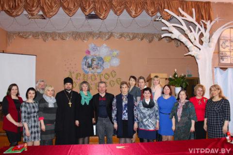 В Лепельском благочинии прошли IX Пасхальные образовательные чтения
