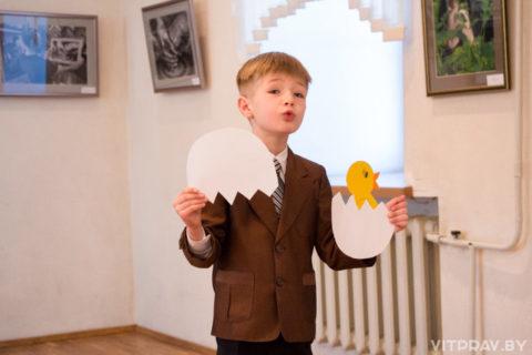 В Витебске прошел конкурс чтецов духовной поэзии ипрозы