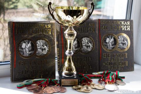 В Витебске прошел пасхальный турнир по мини-футболу
