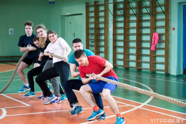 I Пасхальные открытые городские межвузовские спортивные игры