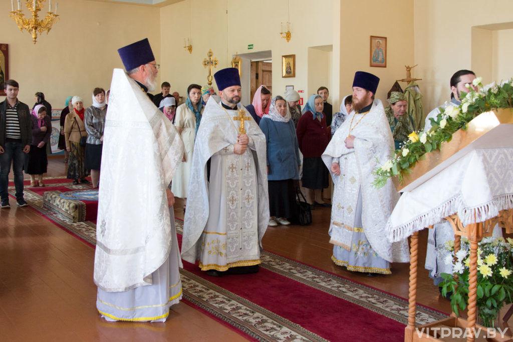 В Витебской духовной семинарии отметили Актовый день
