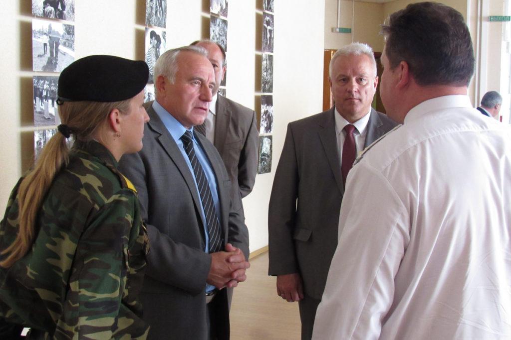 В Орше прошел большой концерт случаю юбилейного торжества военно-патриотического клуба ЮНЕСКО «Русичи»