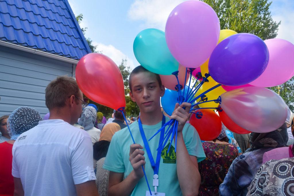В Лепеле отметили престольный праздник
