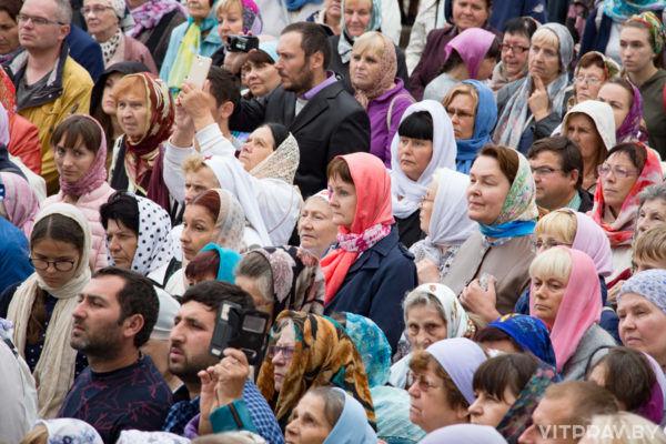 Праздник Успения Пресвятой Богородицы в Свято-Успенском кафедральном соборе. Фоторепортаж