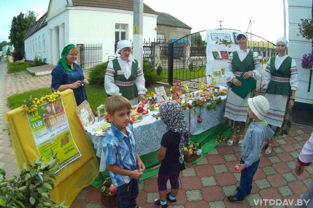 В Лиозно встретили праздник Преображения Господня