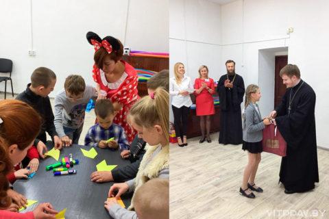 Священники встретились с семьями, воспитывающими детей с ограниченными возможностями