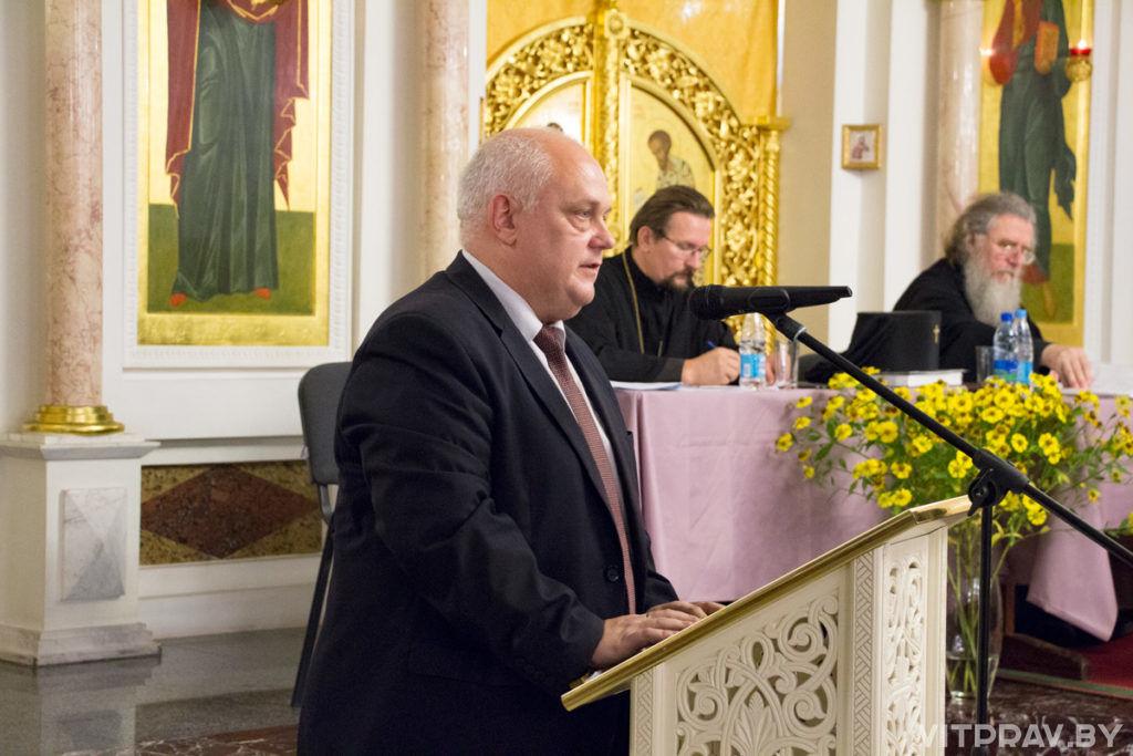 В Витебске состоялось епархиальное собрание духовенства и мирян Витебской епархии