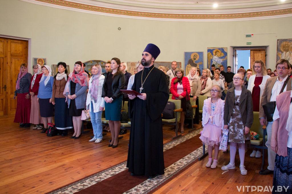 """В Витебской духовной семинарии прошел концерт под названием """"СемьЯ"""""""