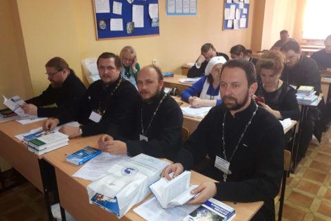 Руководитель социального отдела Витебской епархии принял участие в общецерковном съезде по социальному служению
