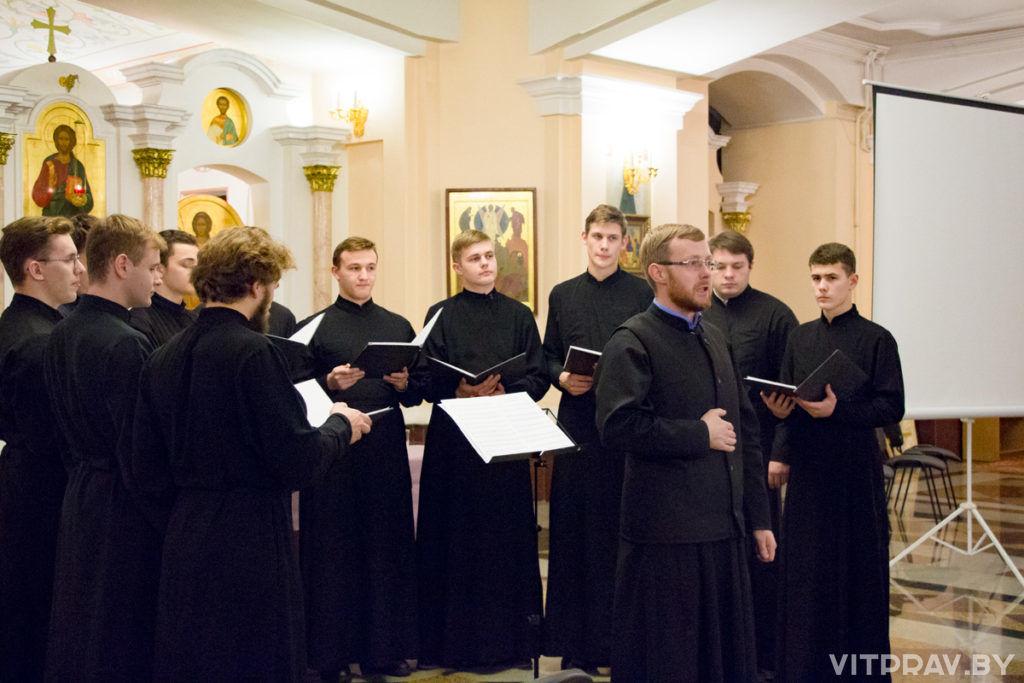 В Витебске прошёл региональный этап Рождественских образовательных чтений «Молодежь. Свобода и ответственность»