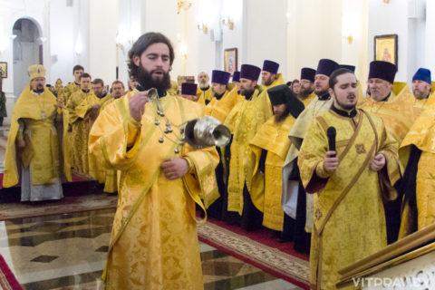 В храмах Витебской епархии молитвенно почтили память митрополита Литовского и Виленского Иосифа (Семашко)