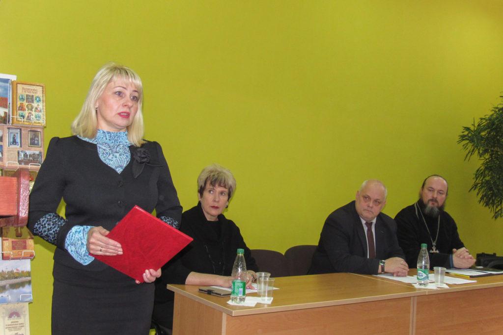 В Орше прошел региональный этап Рождественских чтений