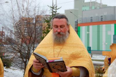 В храме святого апостола Андрея Первозванного отметили престольный праздник
