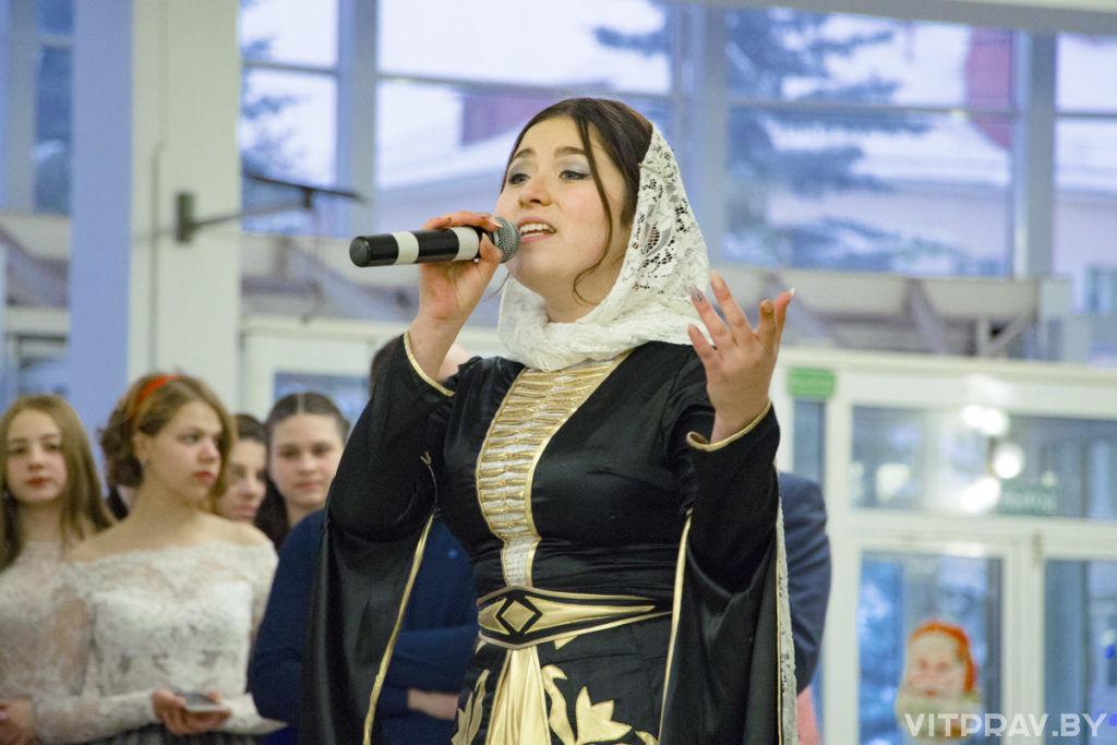 Рождественский бал православной молодежи в Витебске. Фоторепортаж