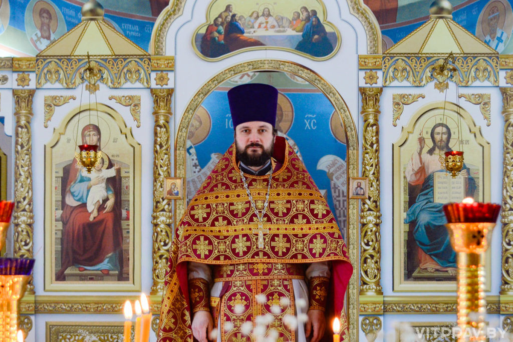 В храме святой мученицы Татианы отметили престольный праздник