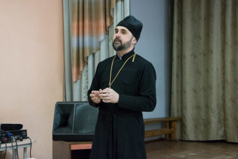 Руководитель миссионерского отдела епархии выступил на заседании районного методического объединения классных руководителей