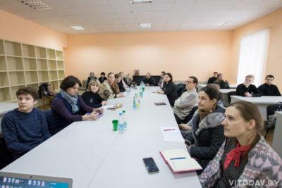 В Витебске прошёл семинар «Особенности православной веб-журналистики»