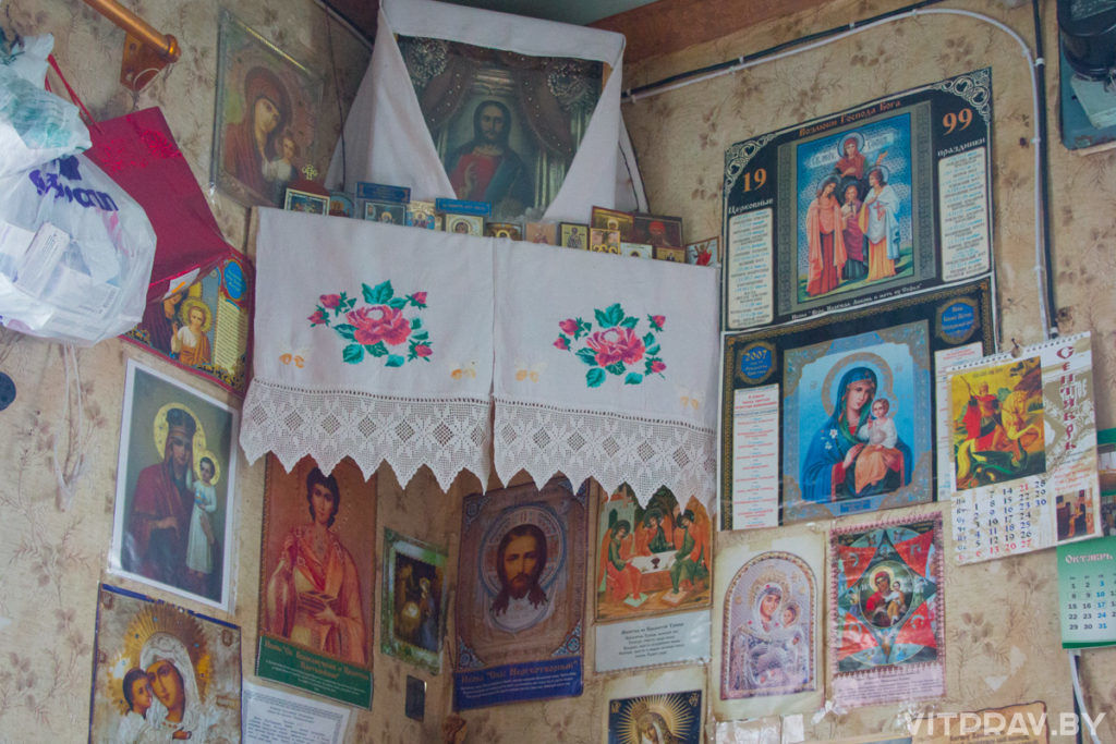 Cын регента хора одного из самых больших деревенских храмов в Городокском районе: как, потеряв всё, не потерять веру в Бога.