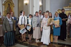 В Витебской духовной семинарии состоялся выпускной акт