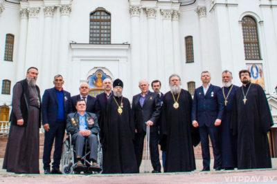 Архиепископ Димитрий встретился с митрополитом Белоцерковским и Богуславским Августином