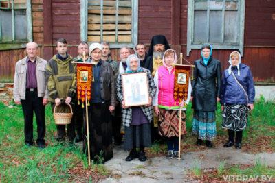 В Городокском благочинии был организован православно-исторический туристический поход