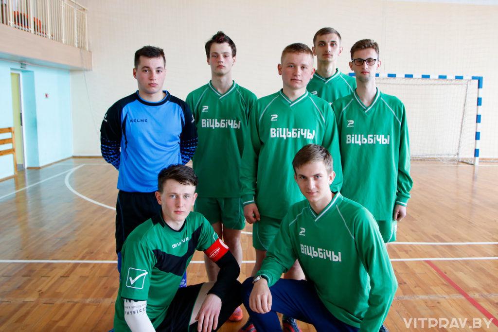 Студенты Витебской духовной семинарии приняли участие в III Международном Пасхальном спортивном турнире на первенство духовных школ