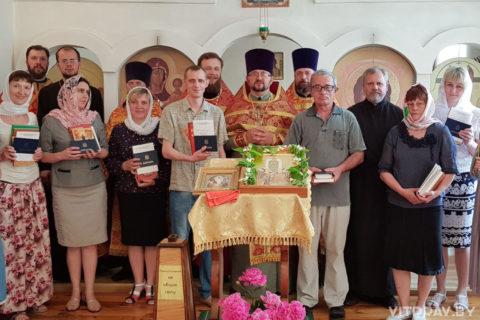 В Оршанском духовном училище состоялся выпускной акт