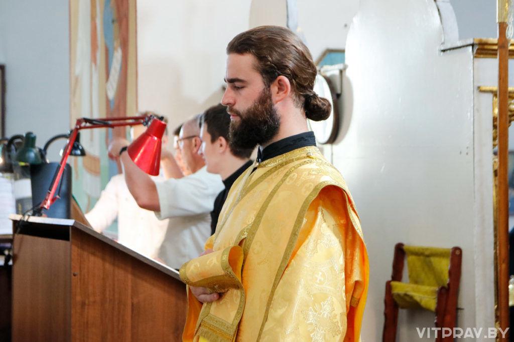 Архиепископ Димитрий с рабочим визитом посетил монастыри Витебской епархии