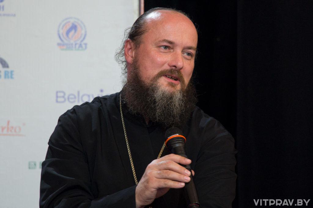 Представители Витебской епархии приняли участие в пресс-конференции, посвященной празднику хоровой музыки «Славянский благовест»