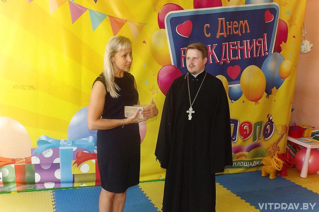В Орше прошла акция: «Подготовим детей к школе вместе»