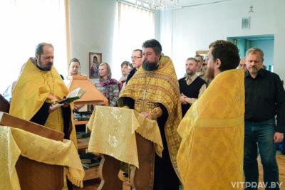 В Оршанском духовном училище начался новый учебный год