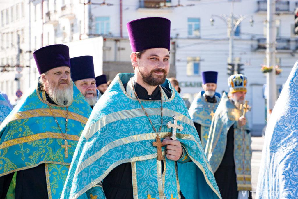 Праздник Успения Пресвятой Богородицы. Фоторепортаж