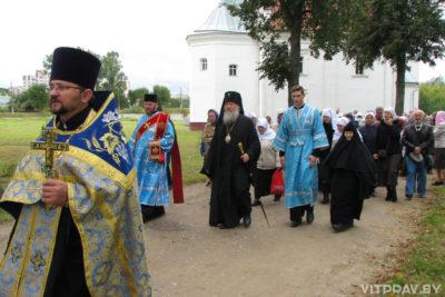 Архиепископ Димитрий возглавил торжества, посвященные дню памяти Оршанской иконы Божией Матери
