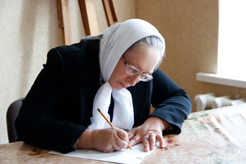 На первый курс Витебского женского духовного училища зачислено 27 человек