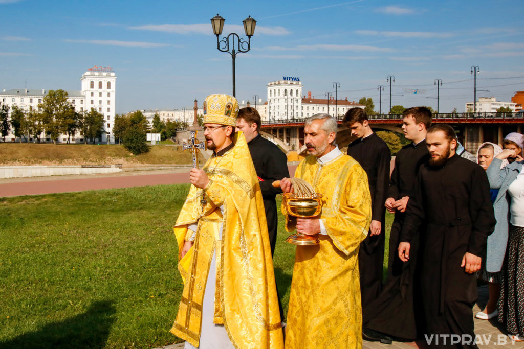 В храме святого благоверного князя Александра Невского торжественно отметили престольный праздник