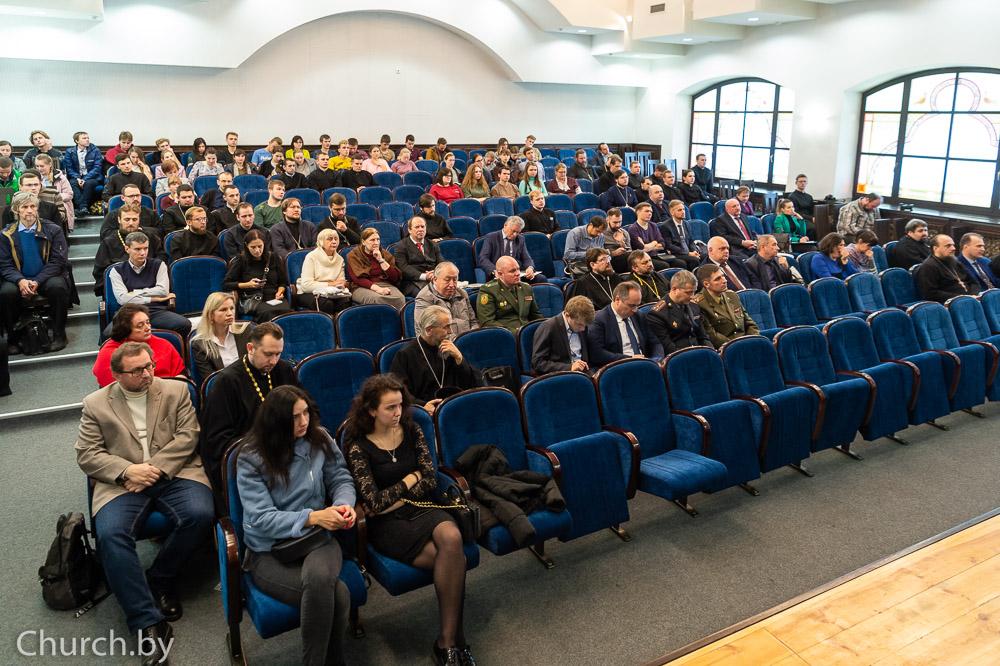Представители Витебской епархии приняли участие заседании Координационного совета по разработке и реализации совместных программ сотрудничества между органами государственного управления и Белорусской Православной Церковью