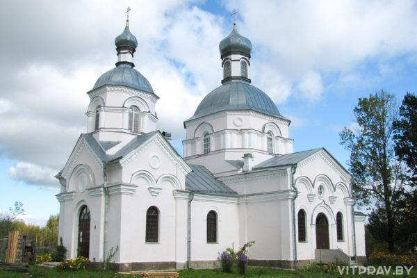 Храм Святых апостолов Петра и Павла д. Браздетчино Оршанского района